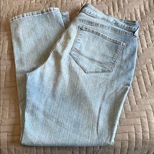 NYDJ boyfriend 16W jeans